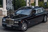 Rolls Royce Phantom cũ giá 8 tỷ, nộp hơn 15 tỷ đồng tiền thuế