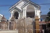 Sập giàn giáo xây biệt thự, 2 công nhân tử vong