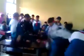 Nam Định: Đình chỉ, hạ hạnh kiểm 7 học sinh đánh hội đồng bạn học