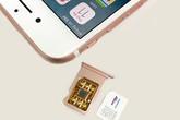 Sim ghép biến iPhone 'lock' thành quốc tế xuất hiện ở Việt Nam