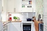 Tủ bếp đa năng - giải pháp tiết kiệm không gian trong nhà bếp nhỏ