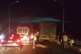 Hải Dương: Ngã vào gầm xe tải, người đàn ông bị chèn tử vong
