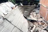 2 căn nhà ở Sài Gòn đổ sập do hàng xóm thi công phần móng