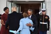 Đệ nhất phu nhân Melania Trump tặng gì cho nhà Obama?
