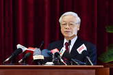 """Tổng Bí thư Nguyễn Phú Trọng: """"Từ nay trở đi bất cứ trường hợp nào vi phạm kỷ luật, chúng ta phải xử lý nghiêm"""""""