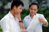 84,5% thí sinh của Hà Nội đạt điểm trên 15,5