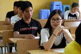Hơn 400.000 thí sinh thi bài tổ hợp Khoa học tự nhiên