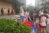 """Hà Nội: Hàng vạn hộ dân """"lao đao"""" vì thiếu nước sinh hoạt"""