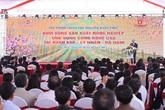 Thủ tướng ấn nút khởi động sản xuất nông nghiệp công nghệ cao tại Vineco Hà Nam