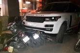 Thuê xe ôm bám theo để trộm Range Rover 8 tỷ đồng