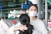 """Á hậu Thùy Dung âm thầm về nước sau """"chinh chiến"""" Miss International"""