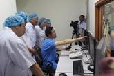 """5 năm qua, BV Tim Hà Nội """"cầm tay chỉ việc"""" cho 16 bệnh viện vệ tinh"""