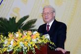Tổng Bí thư Nguyễn Phú Trọng: Năm 2018 đẩy nhanh tiến độ điều tra, truy tố, xét xử các vụ việc nghiêm trọng, xã hội quan tâm