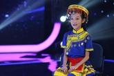 """Bé gái 9 tuổi Hà Nội gây sốt """"Thần tượng tương lai"""" với """"Hồ trên núi"""""""