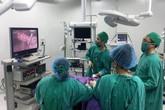 Phát hoảng khối u to bằng thai nhi 5 tháng tuổi trong bụng bệnh nhân