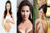 Những mỹ nhân Việt U50 vẫn sinh con bất chấp tuổi tác