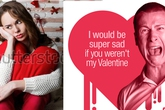 Tình huống trớ trêu ngày Valentine (1): Mất tiền mua bực vào người