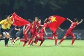 Đè bẹp Malaysia 6-0, tuyển nữ Việt Nam lần thứ 5 giành HCV SEA Games