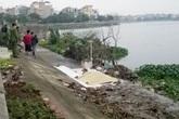 Hải Dương: Phát hiện xác chết trôi sông đang phân huỷ
