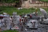 Huyện Chương Mỹ, Hà Nội: Người dân kêu cứu vì xưởng đá