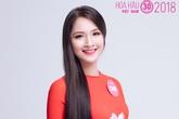 Mãn nhãn với bộ ảnh áo dài của thí sinh Hoa hậu Việt Nam 2018