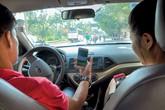 Tài xế Grab, Uber than khó dịp cuối năm
