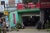 Dùng súng cướp ngân hàng ở Bắc Giang