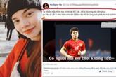 Hồ Ngọc Hà xúc động thương cầu thủ U23 muốn tặng hoa cho tất cả