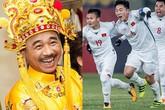 Táo quân 2018 có vì U23 Việt Nam mà sửa kịch bản?