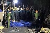 Tai nạn thương tâm: 1 học sinh thực tập tử vong, 2 công nhân bị thương