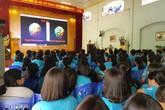 Gần 600 học sinh Hải Phòng hiểu thêm về tác hại ma túy khi vào trung tâm cai nghiện