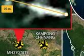 MH370 bị nghi ở rừng Campuchia: Giữa 'tam giác quỷ Bermuda' mới?