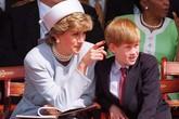 Hai tên vợ chồng Harry sẽ không đặt cho con vì Diana không thích