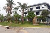 """Huyện Tĩnh Gia, Thanh Hóa: Chưa có giấy phép, khu sinh thái Hải An vẫn """"vô tư"""" xây dựng"""