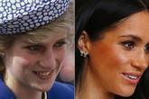 Lý do Meghan đeo hoa tai, vòng tay của Diana khi thăm Australia