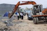 Hải Phòng: Tháo dỡ hàng loạt công trình xây dựng trái phép trên đất quốc phòng