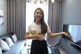 Căn hộ xinh xắn tự thiết kế của nữ diễn viên Hậu duệ mặt trời phiên bản Việt