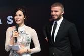 """BTV Thu Hương VTV tiết lộ bí mật được David Beckham """"cứu nguy"""" không ngờ"""