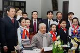 Hình ảnh quý về những năm tháng cuối đời của nguyên Tổng Bí thư Đỗ Mười