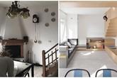 Chỉ vài biến tấu đơn giản giúp nhà cũ nát sẽ thành nơi ở đẹp long lanh