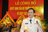 Bổ nhiệm tân Phó Giám đốc Công an tỉnh Hải Dương