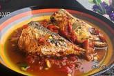 Cá bạc má kho cà chua đậm đà, béo ngậy, thơm ngon