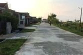 Hà Tĩnh: Nhà dân lại rung lắc sau tiếng nổ lớn trong lòng đất