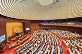 Kỳ họp thứ 6, Quốc hội khóa XIV: Hôm nay, Quốc hội bầu Chủ tịch nước