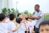 """800 bạn nhỏ tham gia ngày hội """"chân sút nhí"""" tại TP Hồ Chí Minh"""