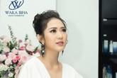 Diễn viên Trang Cherry lựa chọn Waka Biha để dưỡng trắng và bảo vệ làn da của mình