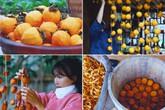 Món hồng dẻo 'ngậm khí trời' của tiên nữ Trung Quốc