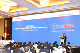 Hội nghị Lãnh đạo trong Hành trình văn hóa EVNNPC 2018