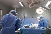 Tưởng to bụng do do ngồi nhiều, người phụ nữ không ngờ mang khối u 4kg trong tử cung