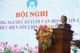 Hà Nội: Biểu dương người cao tuổi tiêu biểu vận động con cháu thực hiện tốt chính sách dân số